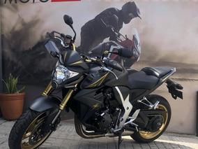 Honda Cb 1000r Negra 2012
