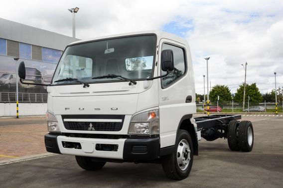 Mitsubishi Canter 7.5 4.900 Cc Blanco