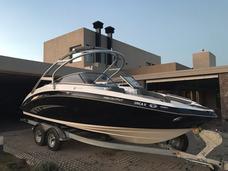 Lancha Yamaha 242 Limited S Jet Boat Unica Impecable