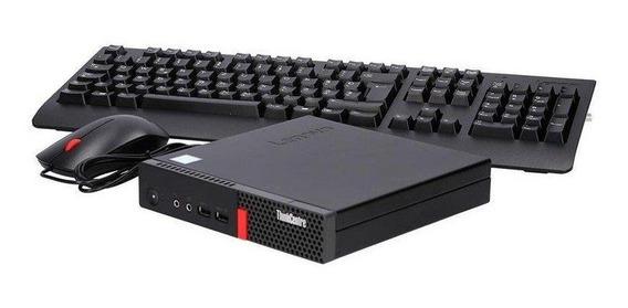 Mini Lenovo M920q Core I5 8500t 8gb Dd4 Ssd M2 256gb Suporte