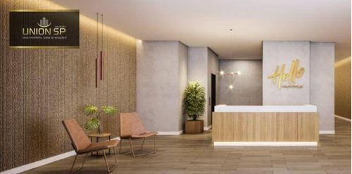 Imagem 1 de 9 de Studio Com 1 Dormitório À Venda, 24 M² Por R$ 306.000,00 - Higienópolis - São Paulo/sp - St1194