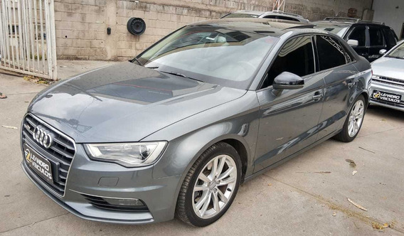 Audi A3 18 Tfsi Sedan Ambition 20v 180cv Gasolina 4p Aut.
