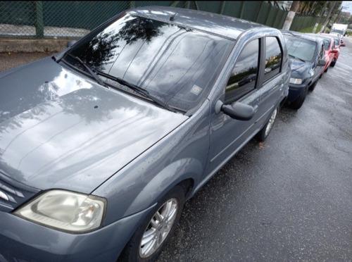 Imagem 1 de 8 de Renault Logan 2008 1.6 16v Privilège Hi-flex 4p