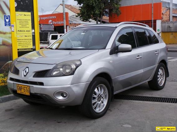 Renault Koleos Dynamique Plus 4x4