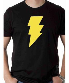 Camisa Camiseta Black Adam, Série Desenhos Hq