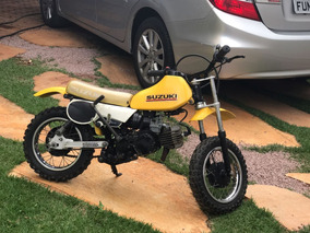 Mini Moto Suzuki Jr 50 Cc Motocross 50 Cc Jr