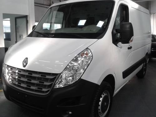 Renault Utilitario Master 2.3 L1h1 Financia Sin Anticipo(ggm