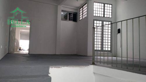 Salão À Venda, 230 M² Por R$ 3.600.000 - Jardim Cidade Pirituba - São Paulo/sp - Sl0191