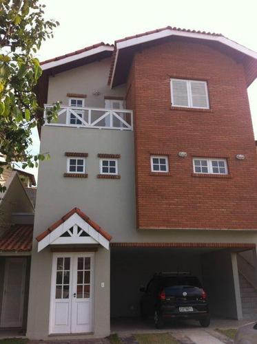 Casa Com 3 Dormitórios À Venda, 236 M² Por R$ 980.000,00 - Vila Nova - Cotia/sp - Ca1465