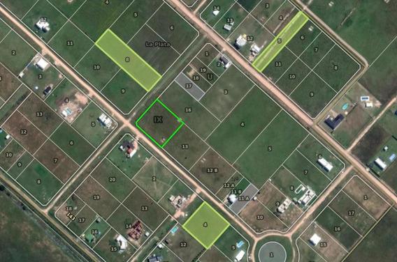 Terreno Venta En Esquina - 39,5 X 42,5 Mts -1950 Mts 2 Totales- Arana