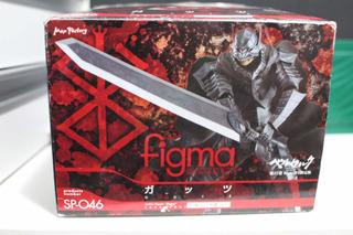 Figure Gutts Berserk Armor (figma). Berserk.