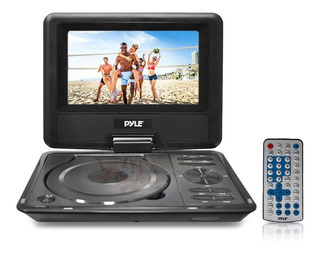 Pyle Home Pdh9 9-inch Portátil Monitor Tft/lcd Con Reprod