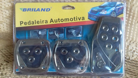 Pedaleira Automotiva Cod. 00286