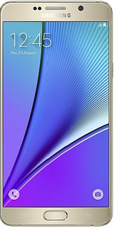 Samsung Galaxy Note 5 Muy Bueno Gold Liberado