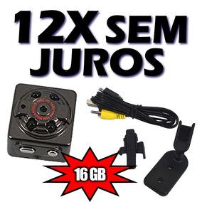 Cameras Monitoramento Espionar Micro Filmadora Videos Mini