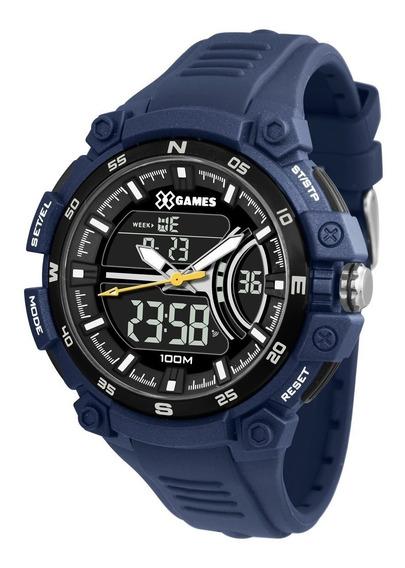 Relógio Original Xgame Xmppa255 Pxpx Lançamento Frete Gratis