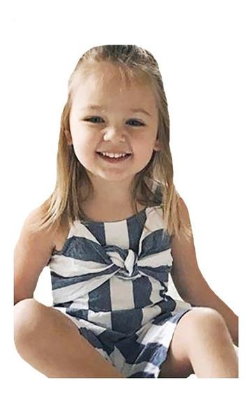 Ropa Para Bebé Vestido Pañalero Body Falda Para Bebé Niña