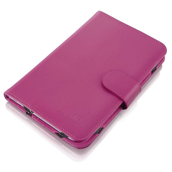 Case Universal Para Tablet 7 Pol - Rosa