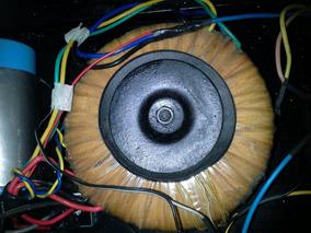Transformador Toroidal Para Amplificador