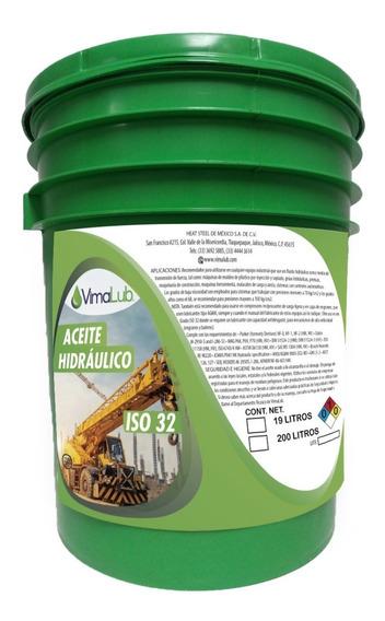 Aceite Hidráulico Iso 32 Vimalub Cubeta [19 L]