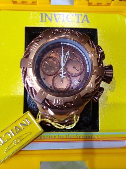 Relógio Invicta Thunderbolt Rose Novo Original
