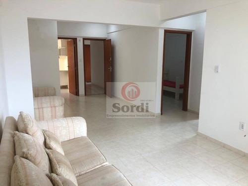 Imagem 1 de 18 de Apartamento Com 2 Dormitórios À Venda, 71 M² Por R$ 275.000,00 - Jardim Irajá - Ribeirão Preto/sp - Ap3328