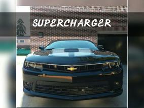 Chevrolet Camaro Ss Supercharger