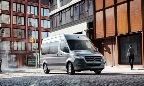 Mercedes-benz Sprinter 2.1 416 Cdi Combi 3665 150cv 15+1 Te