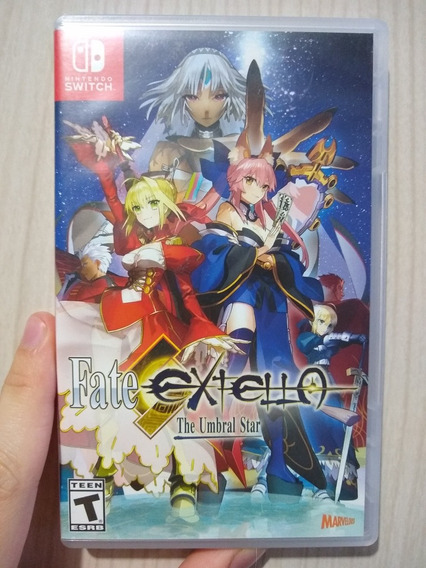 Fate Extella The Umbral Star - Switch