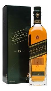 Whisky Johnnie Walker Green Label Pura Malta Con Estuche