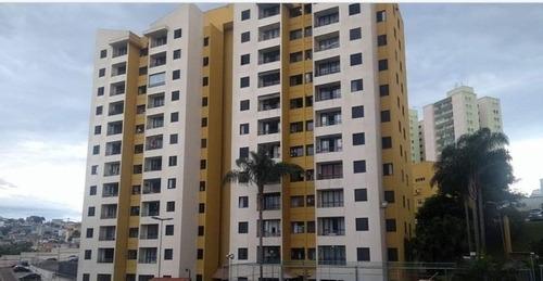 Imagem 1 de 6 de Apartamento 3 Quartos Osasco - Sp - Jaguaribe - 0563