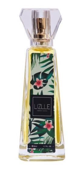 Perfume Importado Feminino Lizlle 50ml Marcante E Sedutor