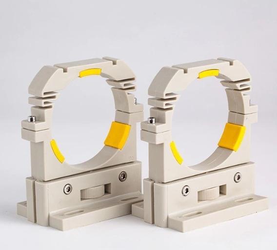 Suporte Para Tubo Laser Diâmetro 80mm
