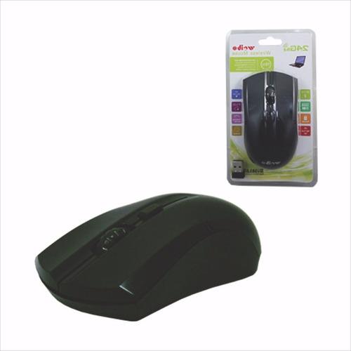 Prático Mouse Sem Fiooptico Usb Notebook Computador Wireles