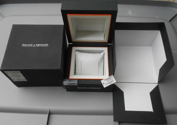 Estuche Original Caja Para Reloj Baume & Mercier Classima