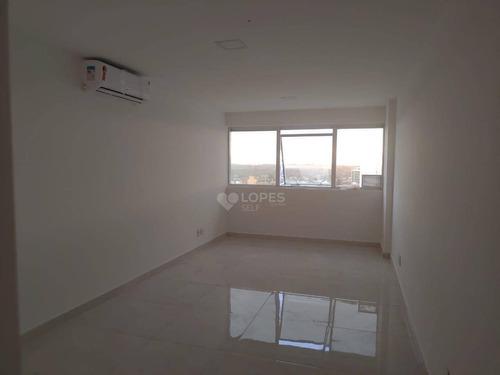 Sala À Venda, 25 M² Por R$ 135.000,00 - Centro - Itaboraí/rj - Sa2034