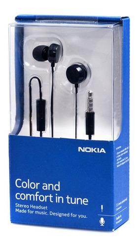 Auriculares Manos Libres Nokia Lumia Original Celular Tablet
