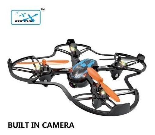 Drone Air Fun 2.4g 4ch 6axis Rc Drone Professional With Câm