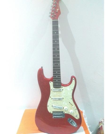 Guitarra Eagle. Vendo Ou Troco Por Um Baixo.