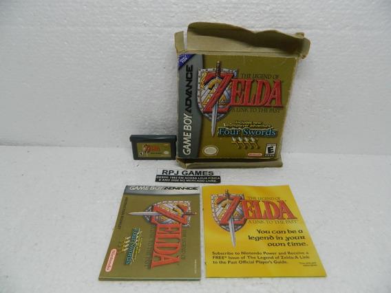 Zelda A Link Past Original Completa P/ Game Boy Advance Gba