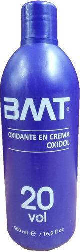 Bmt Peróxido Decolorante Oxidol 20 Vol 500ml