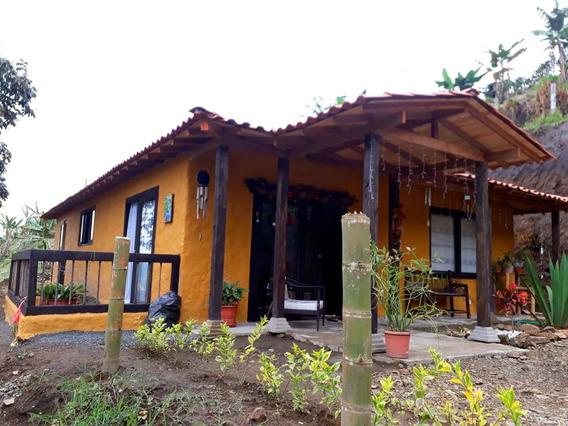Se Vende Casa Campestre Entre Filandia - Quimbaya