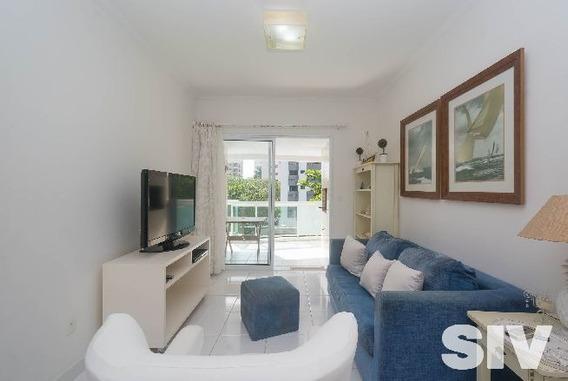 Apartamento Na Riviera De São Lourenço - Pé Na Areia!
