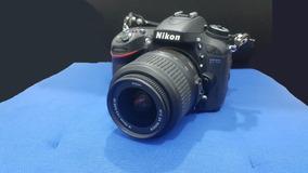 Camera Nikon D7100 C/ Lente, 2 Baterias E Carregador.