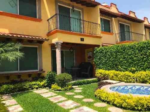 Venta Casa Condominio Xochitepec Clima Increible