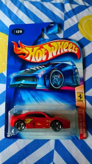 Hot Wheels Ferrari