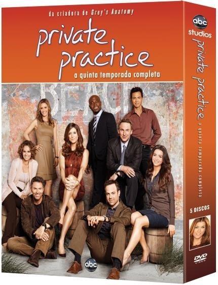 Private Practice A Quinta Temporada Completa 5 Dvds
