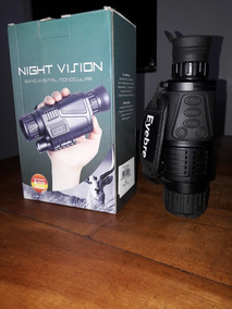 Monoculo Visão Noturna Night Vision...