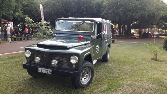 Ford Ford F 85 Pick Up Militar