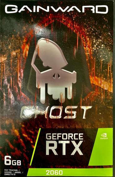 Placa De Video Geforce Rtx 2060 6gb Gainward Ghost Nvidia-nf